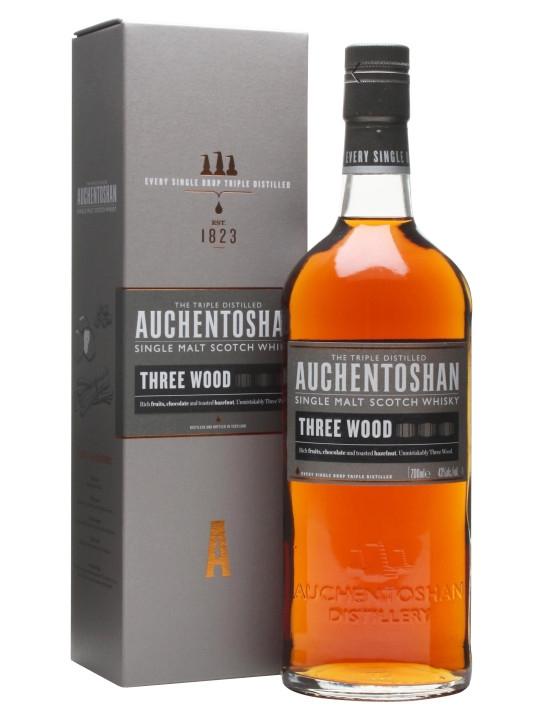 Auchentoshan lanserar whisky för cocktails