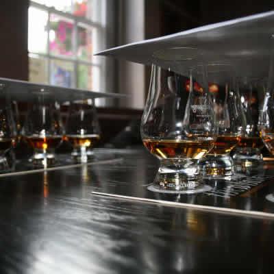 Whiskyfestivalen i Manchester