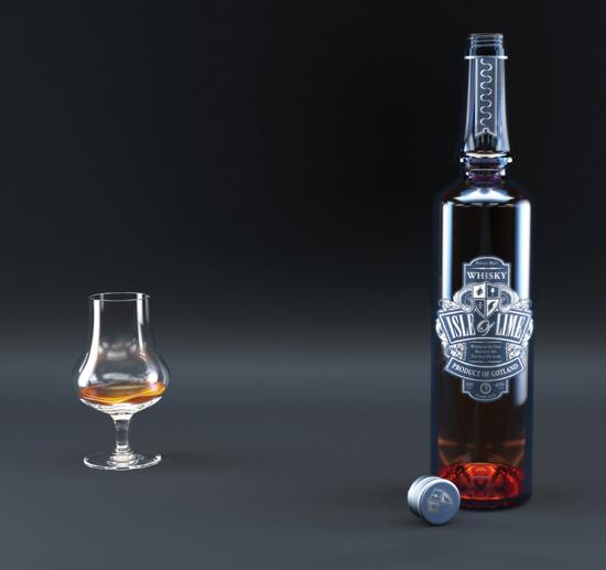 Gotland etablerar sig i whiskyvärlden